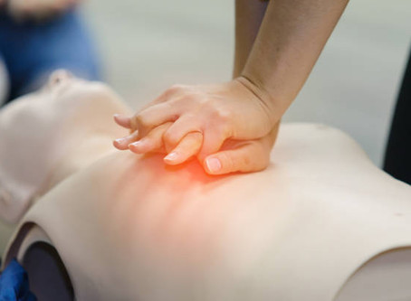 CPR   One CPR class changed his entire life