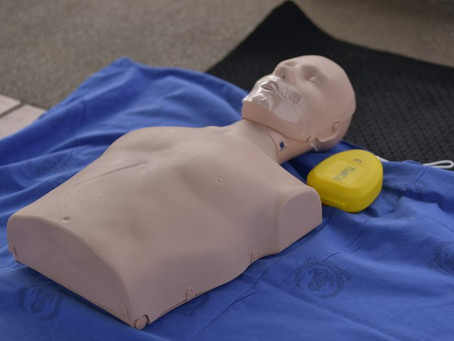 Emergency first-aid: Learn the basics on how to perform CPR