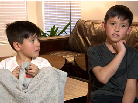 Brothers, age 7 and 10, perform CPR to save grandmother in cardiac arrest |CPR First Aid NJ and NY
