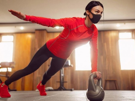 The Do's and Don'ts of Wearing a Mask While Exercising