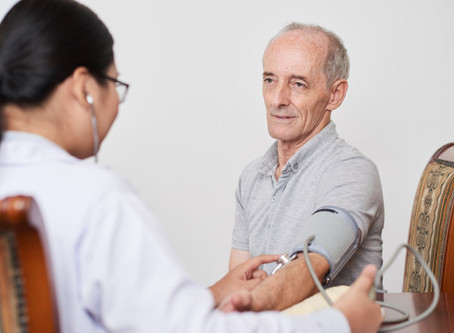 Young adults, especially men, fall behind in high blood pressure treatment and control