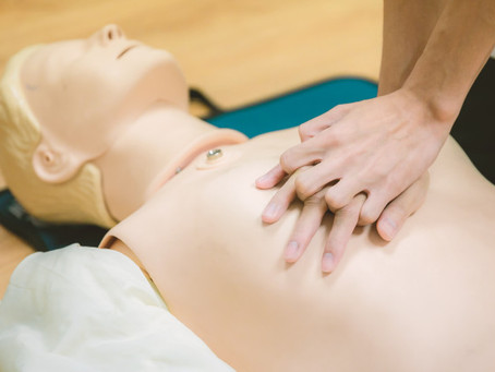 CPR First Aid | DANIELLE WICKLUND ON THE IMPORTANCE OF CPR IN SCHOOLS