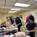 BLS class in Healthforce - Gainesville, Florida