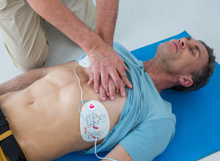 First Aid CPR AED | What's Your Emergency Game Plan?
