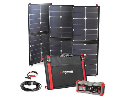 200W PORTABLE SOLAR MAT - PRIMUS - ONLY $999