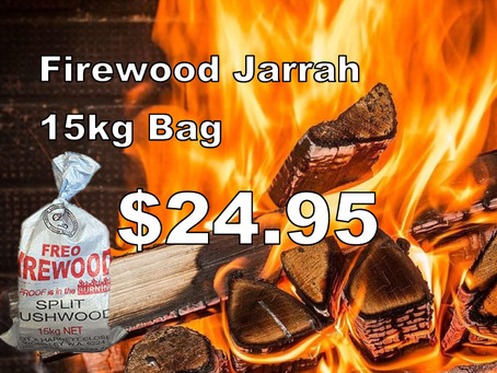 Firewood & Firepits Now In Stock