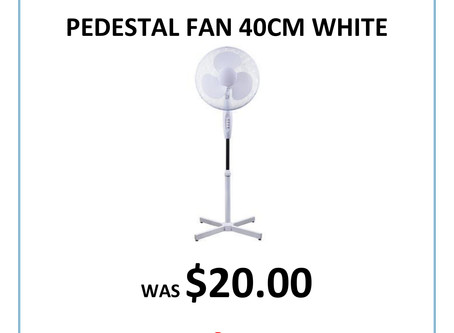 OUR FAN PRICES WILL BLOW YOU AWAY!!!