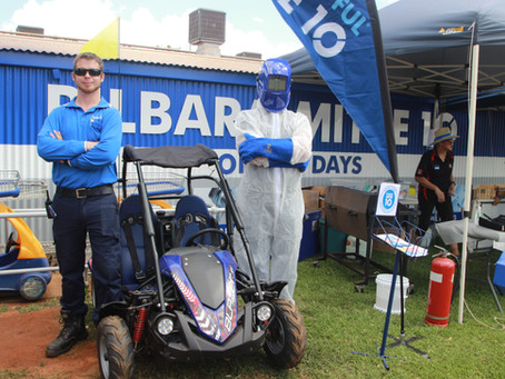 Pilbara Mitre10 Open Day
