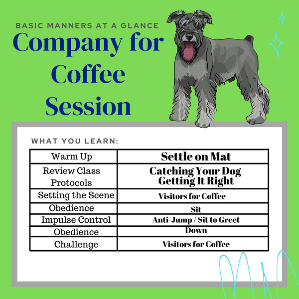 Company for Coffee