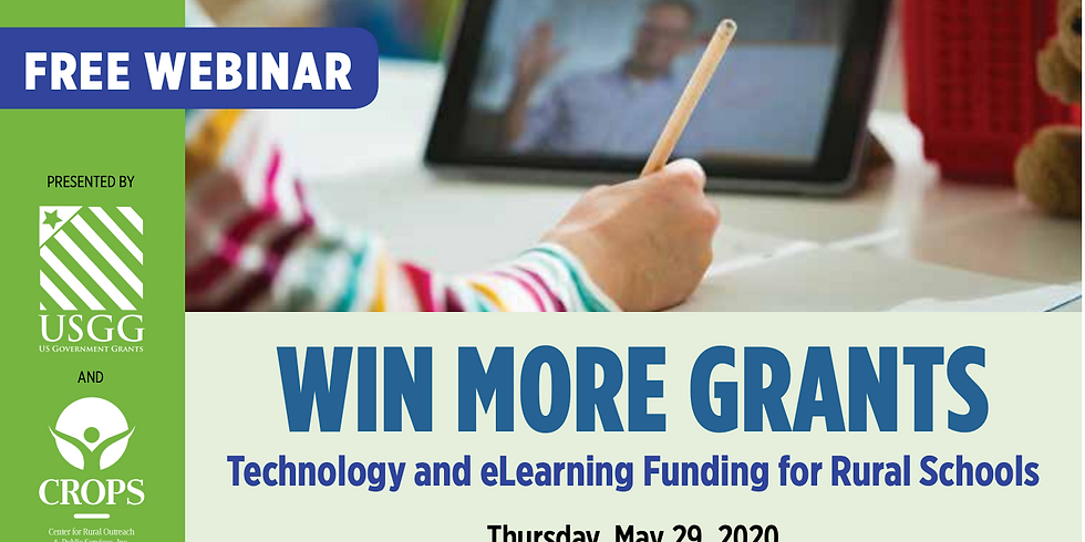 Win More Grants: Technology and eLearning Money for Rural Schools