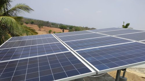 50 W VRV Solar Panel - Poly