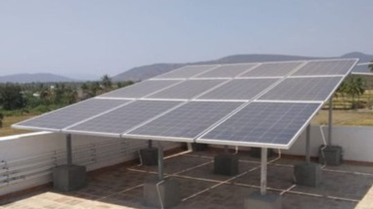 100 W Solar Panel - Ploy