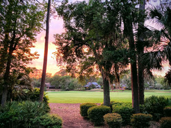 Golf Course View - Sunset
