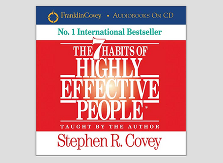 Summary of 7 Habits of  Highly Effective People