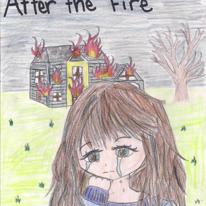 After the Fire - Available Now on Kindle!