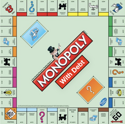 Monopoly with Debt