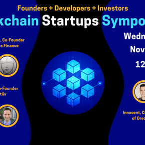 Blockchain Startups Symposium