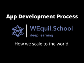 WEquil.App Development Process