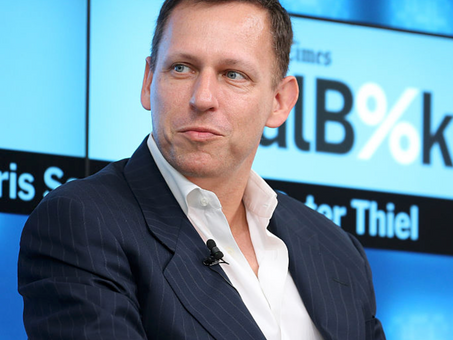 Lessons from Peter Theil