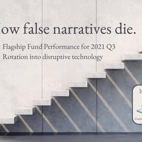 How false narratives die - June 30, 2021