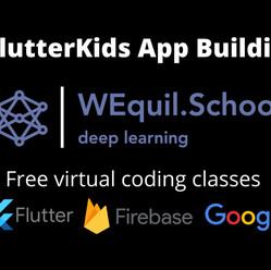 Flutter App Virtual Classes
