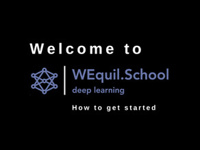 Welcome to WEquil.School!