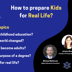 How to Prepare Kids for Real Life