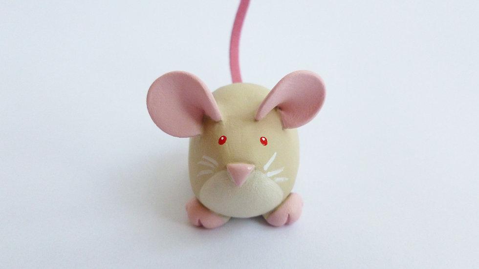 Champagne Cream Colour Dumpy Rat