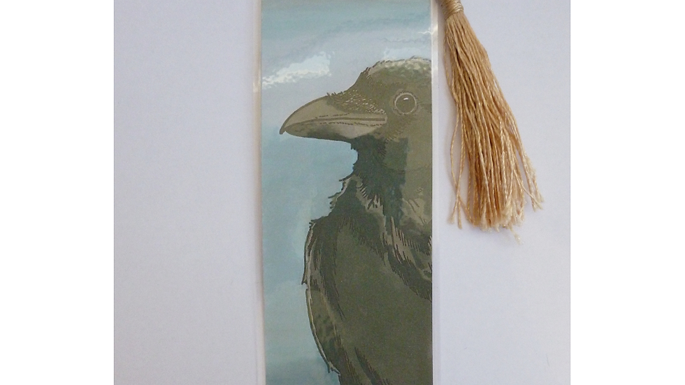 Crow Bookmark
