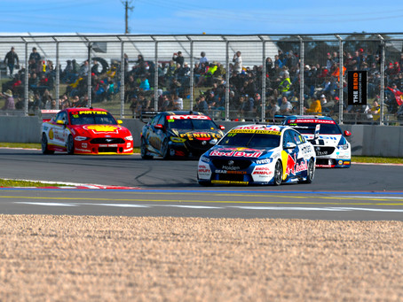Two new spectator areas to allow fans to 'feel' the Supercars action at The Bend this May