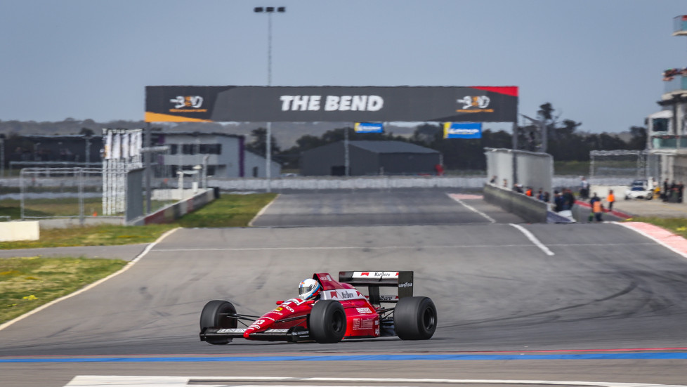 CRAIG LOWNDES TO TACKLE THE BEND CLASSIC IN F1 DALLARA