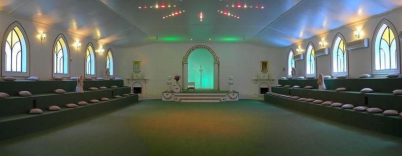 altar templo hotel nova friburgo
