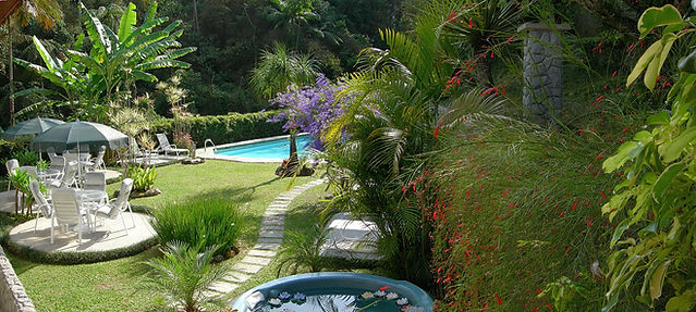 panorâmica piscina hidro hotel nova friburgo