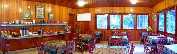 salão café da manhã hotel nova friburgo