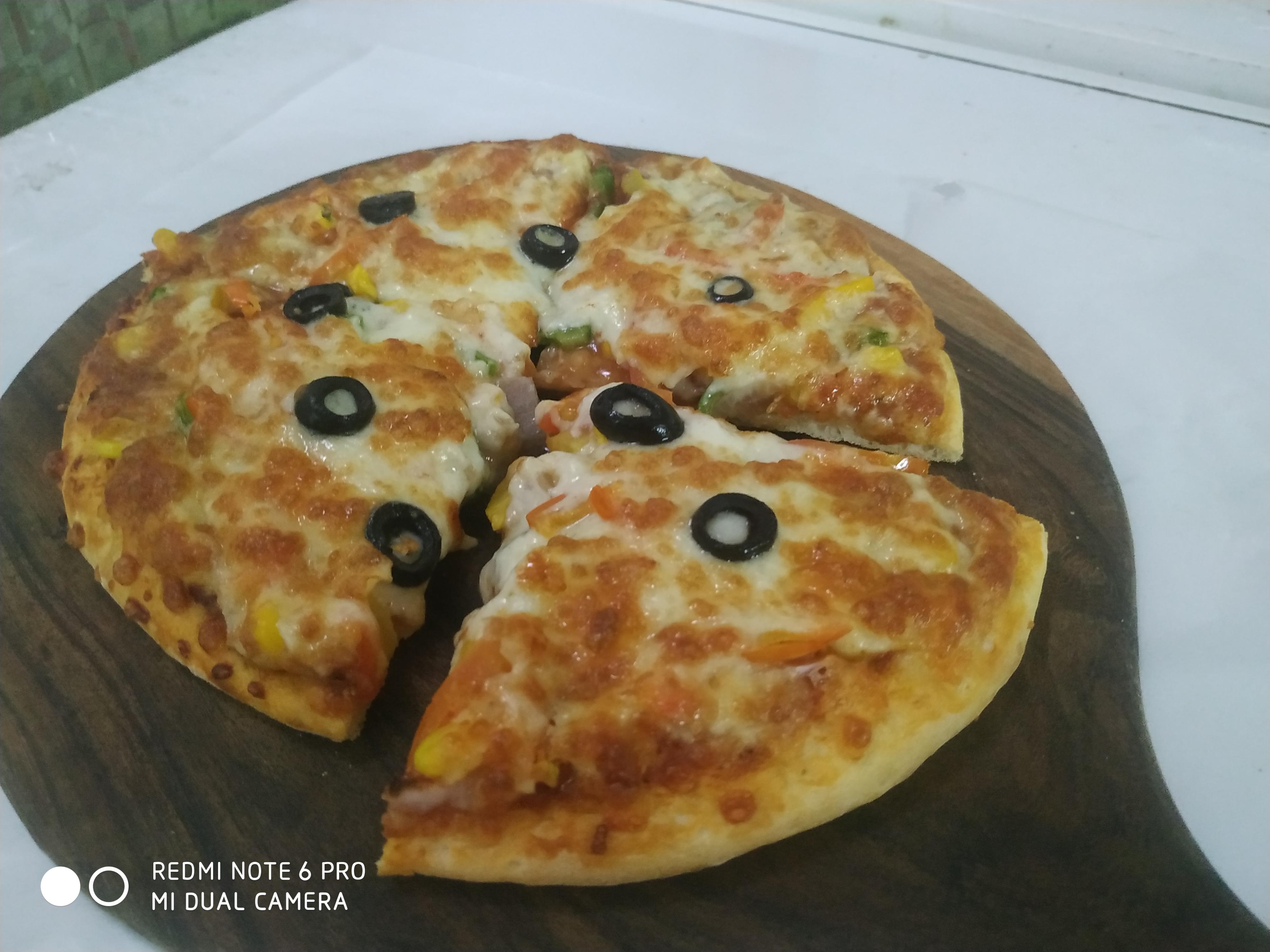 Veg Supreme Pizza
