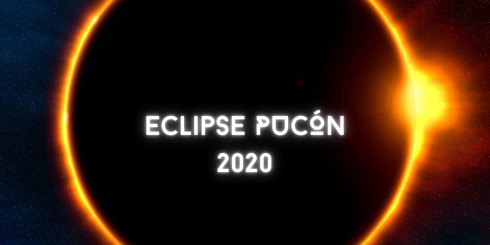 ECLIPSE TOTAL DE SOL PUCON 2020