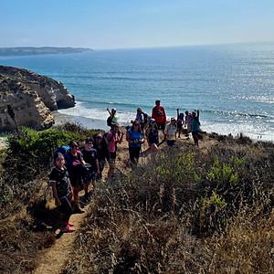 Trekking de Playa