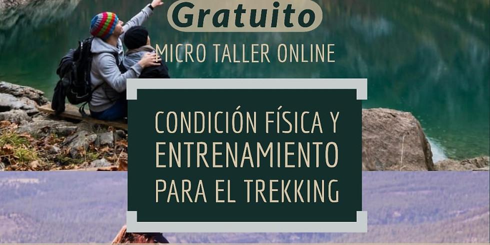 CONDICIÓN FÍSICA Y ENTRENAMIENTO PARA EL TREKKING
