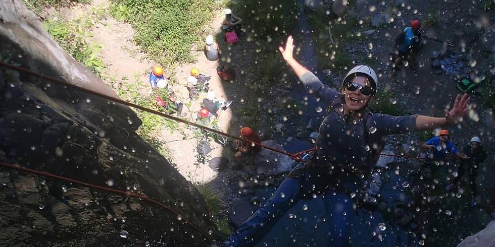 CANYONING EXPERIENCE  (SUSPENDIDO POR FASE 2)