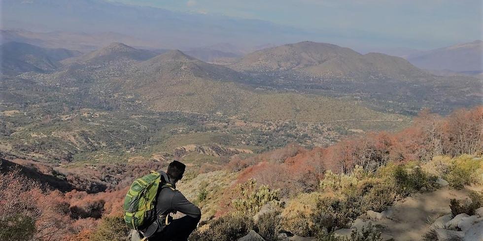 Trekking de Otoño en Cerro el Roble