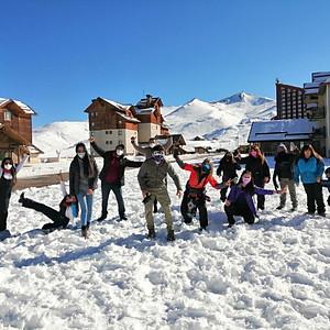 Tour Panorámico Valle Nevado- Farellones