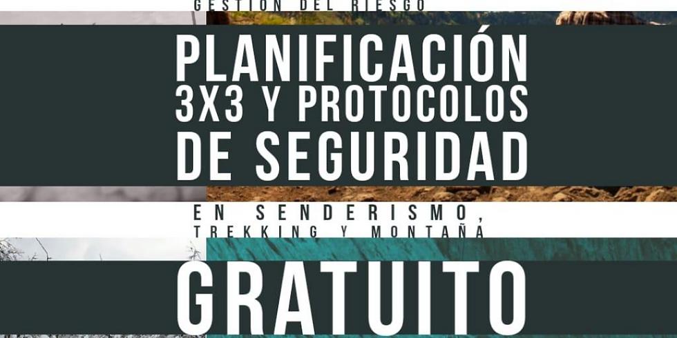 Taller Planificación 3x3 y protocolos de seguridad