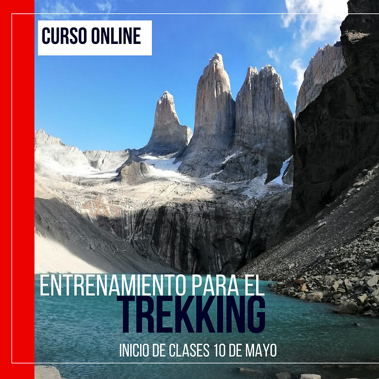 CURSO INICIACION AL ENTRENAMIENTO DEL TREKKING