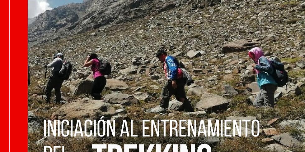 CURSO INICIACION AL TREKKING Y ENTRENAMIENTO DEPORTIVO