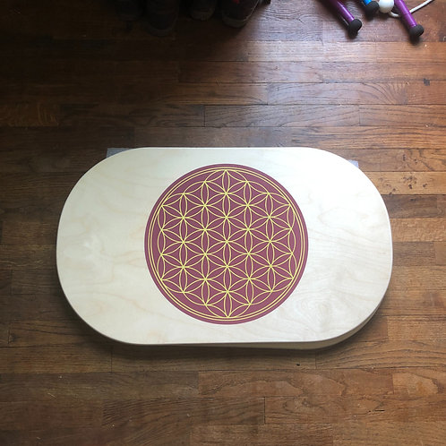 Red Flower of Life
