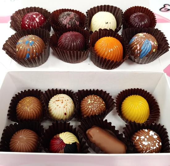 16 piece - Bonbons