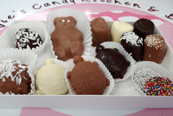Specialty Hand Dipped Chocolates