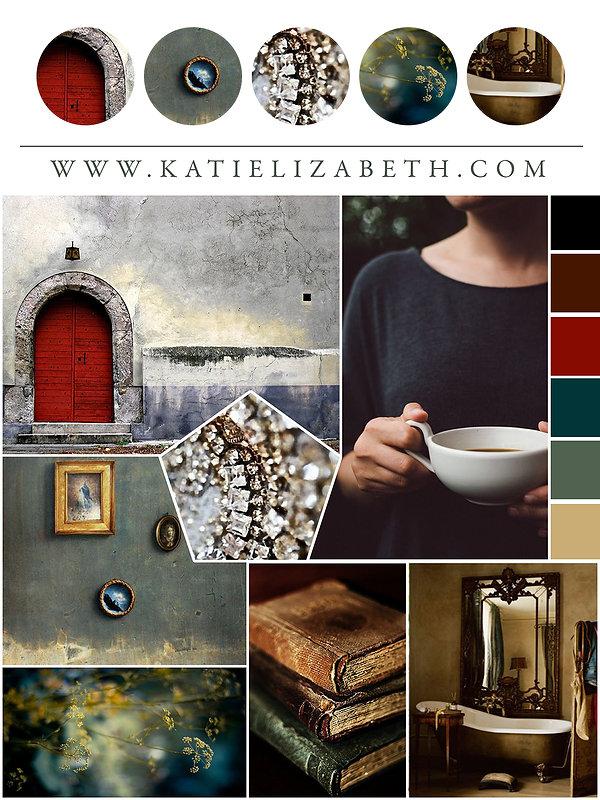 Katielizabeth Mood Board