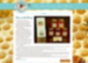 Beetanicl Apiary - website design