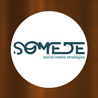 Somede social media strategies logo